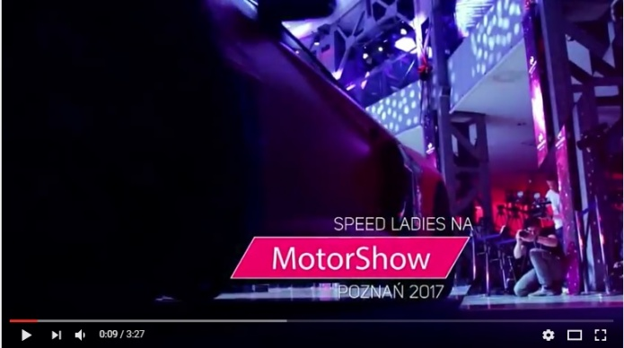 Speed Ladies na Poznań Motor Show | odc. 1 Triumph