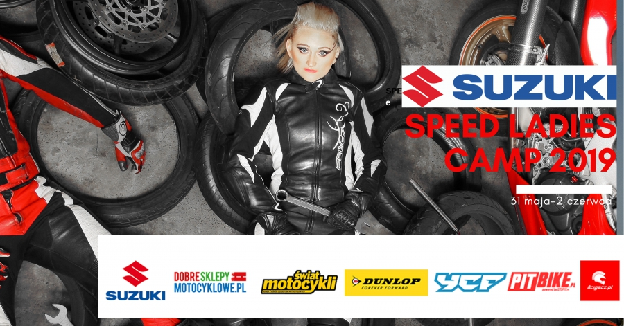 Suzuki Speed Ladies Camp 2019