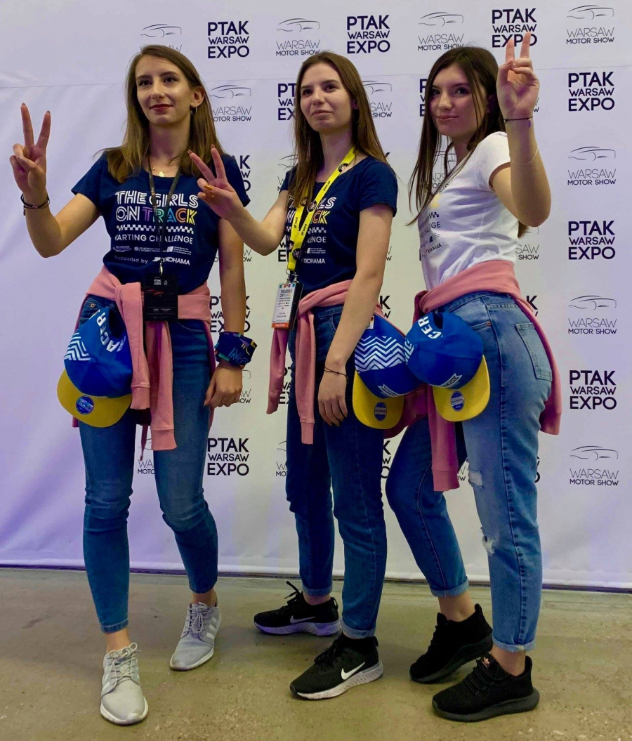 "Znamy finalistki ""The Girls on Track – Karting Challenge"""