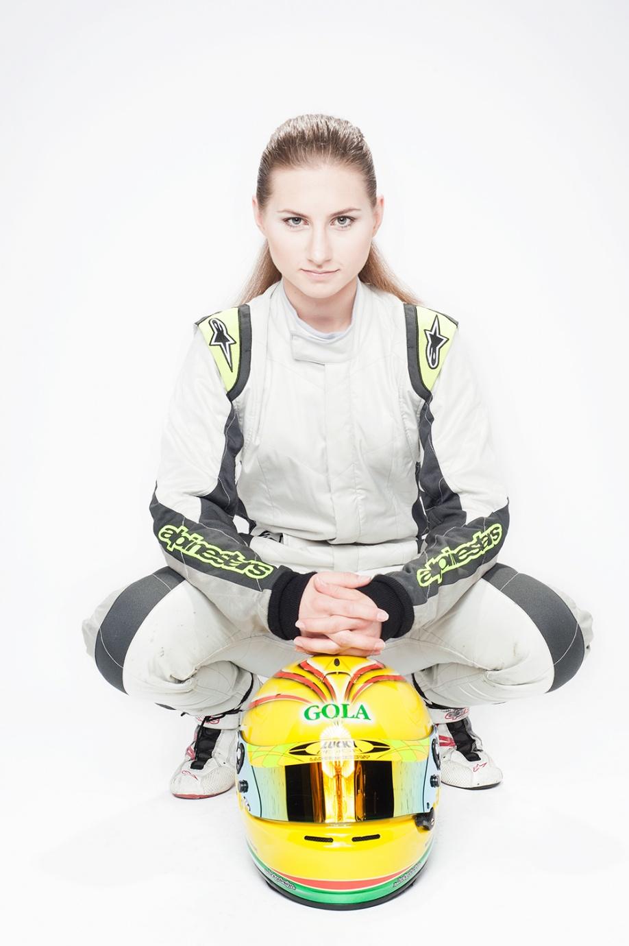 Gosia Rdest Jedyną Kobietą W Formule 4